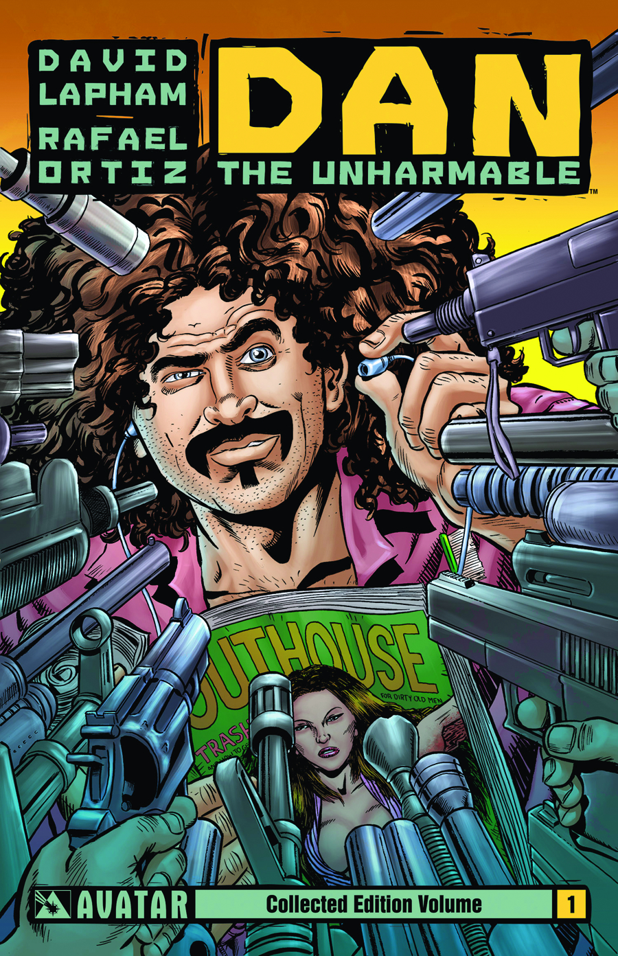 DAN THE UNHARMABLE TP VOL 01