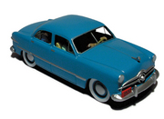 TINTIN MODEL CAR THE CORONETS DODGE