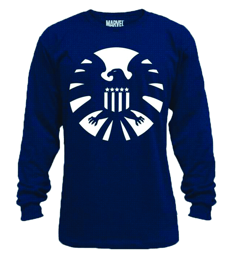 SHIELD NIGHT SHIELD PX NAVY THERMAL SHIRT MED