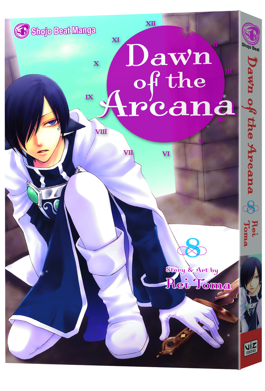DAWN OF THE ARCANA GN VOL 08