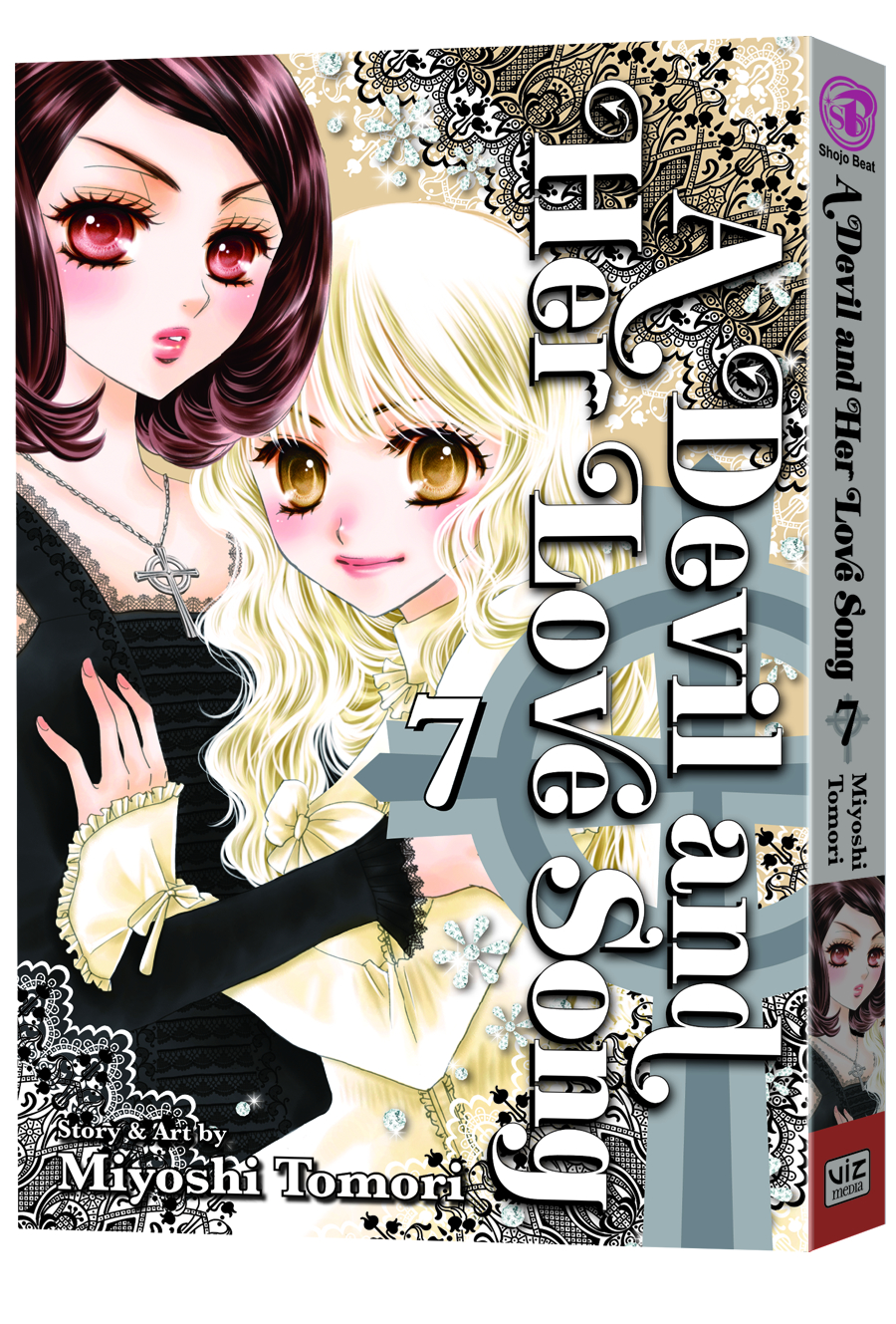 DEVIL & HER LOVE SONG GN VOL 07