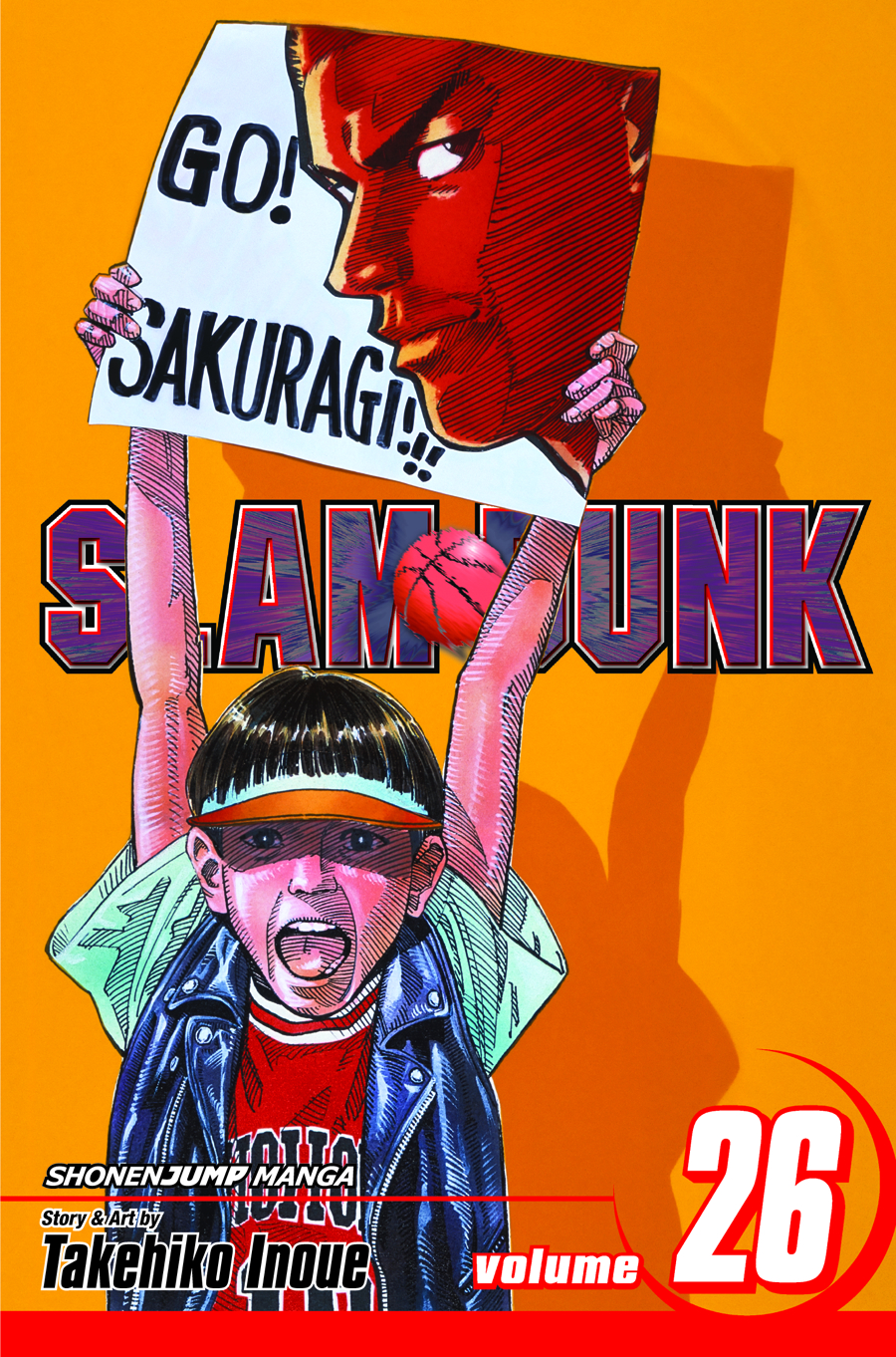 SLAM DUNK GN VOL 26