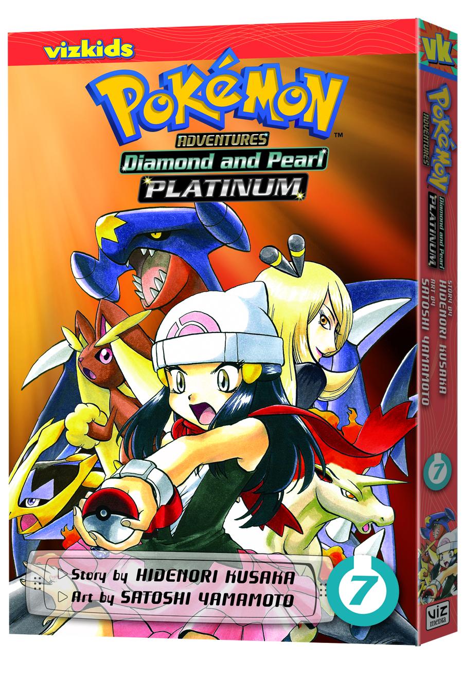 (USE SEP138028) POKEMON ADV PLATINUM GN VOL 07