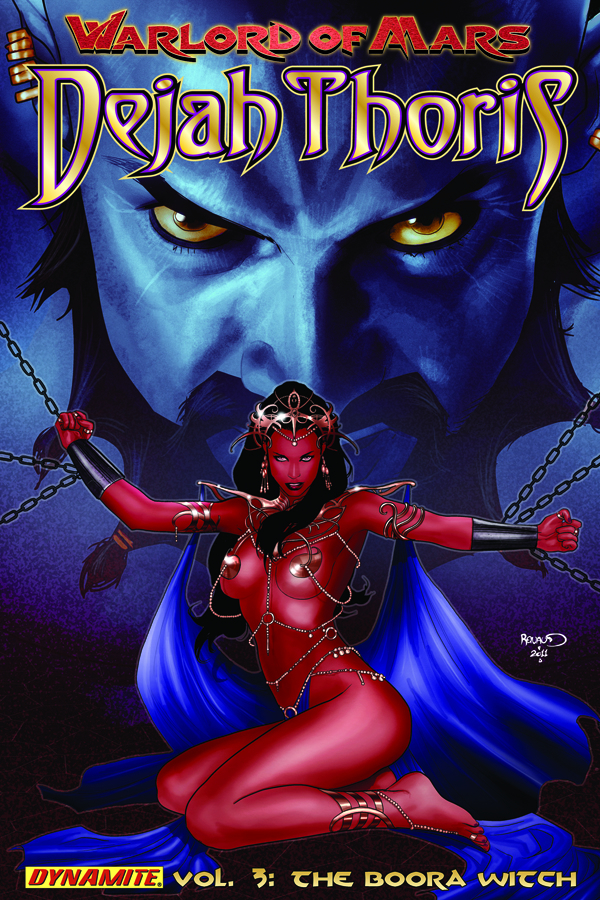 WARLORD OF MARS DEJAH THORIS TP VOL 03 BOORA WITCH