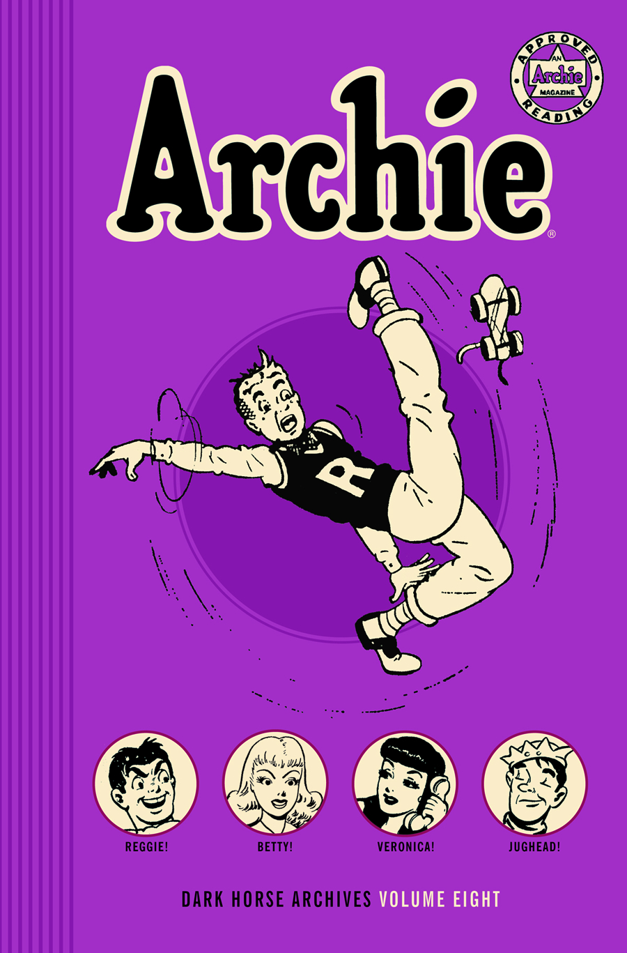ARCHIE ARCHIVES HC VOL 08