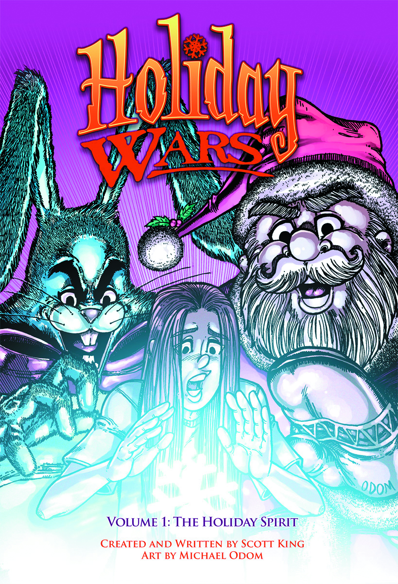 HOLIDAY WARS GN