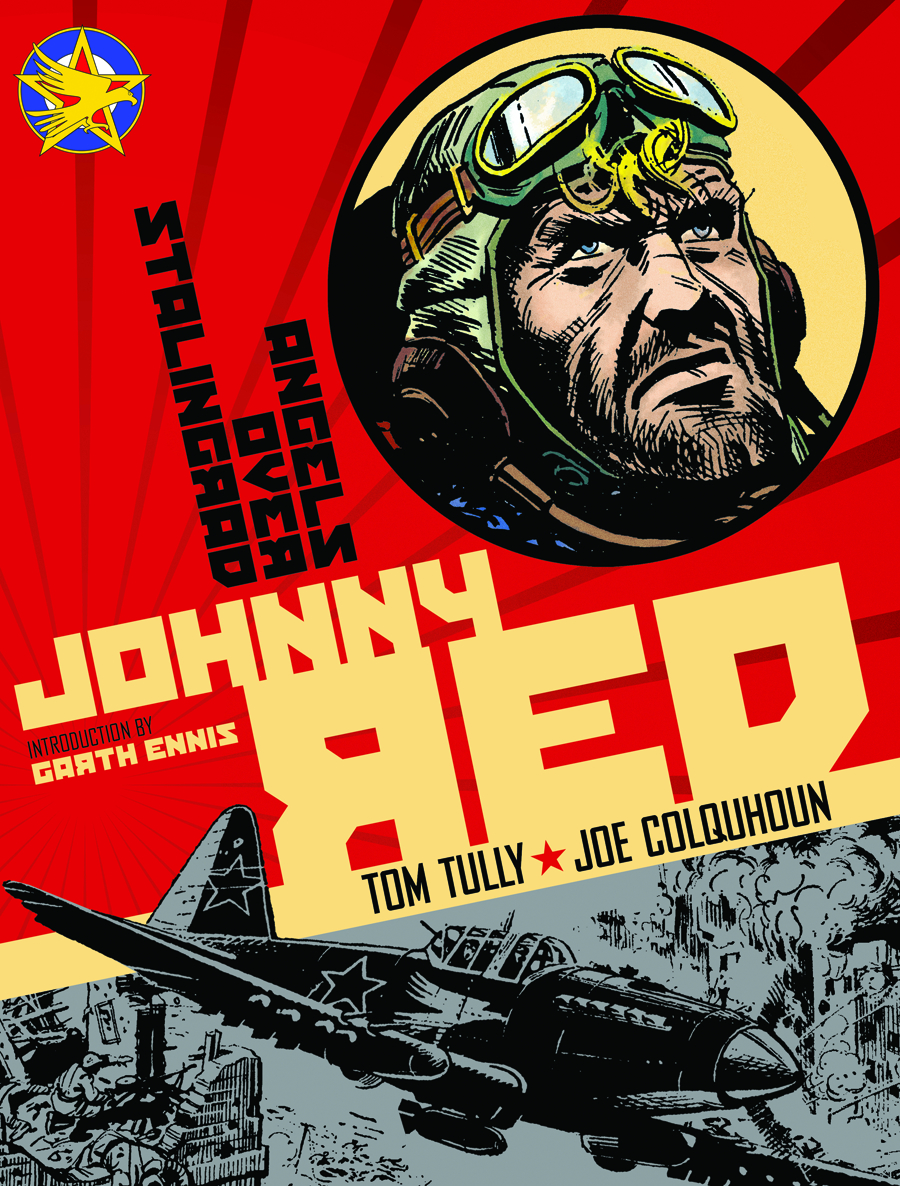 JOHNNY RED HC VOL 03 ANGELS OVER STALINGRAD