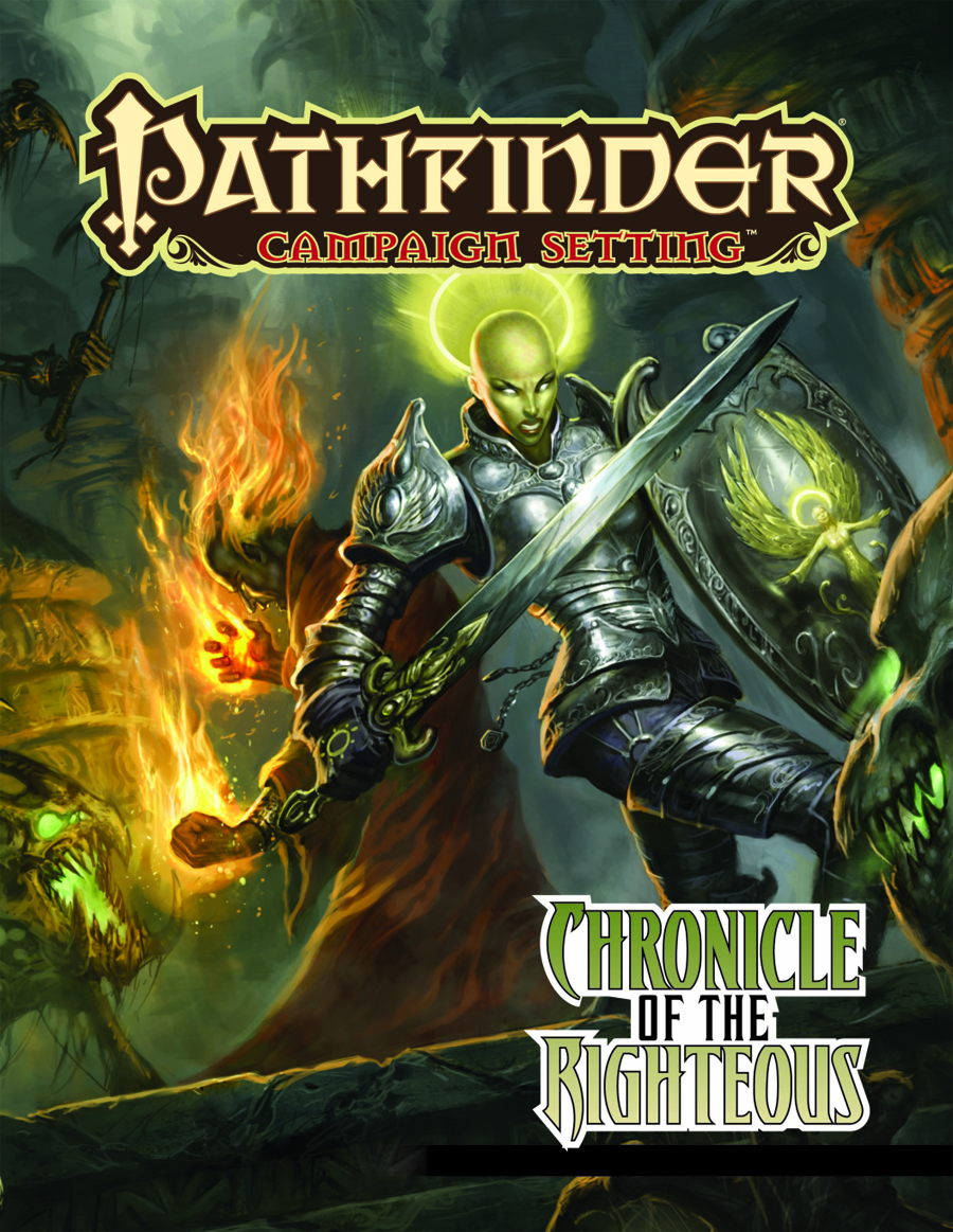 PATHFINDER CAMPAIGN SETTING CHRONICLE O/T RIGHTEOUS