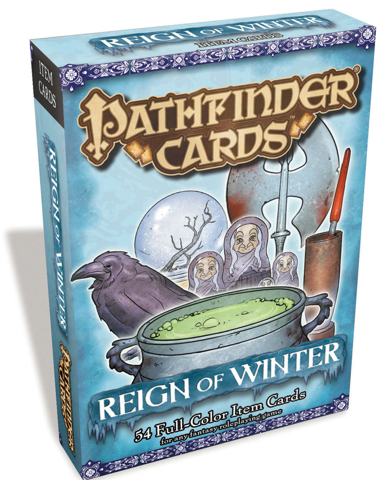 PATHFINDER ITEM CARDS REIGN OF WINTER ADV PATH