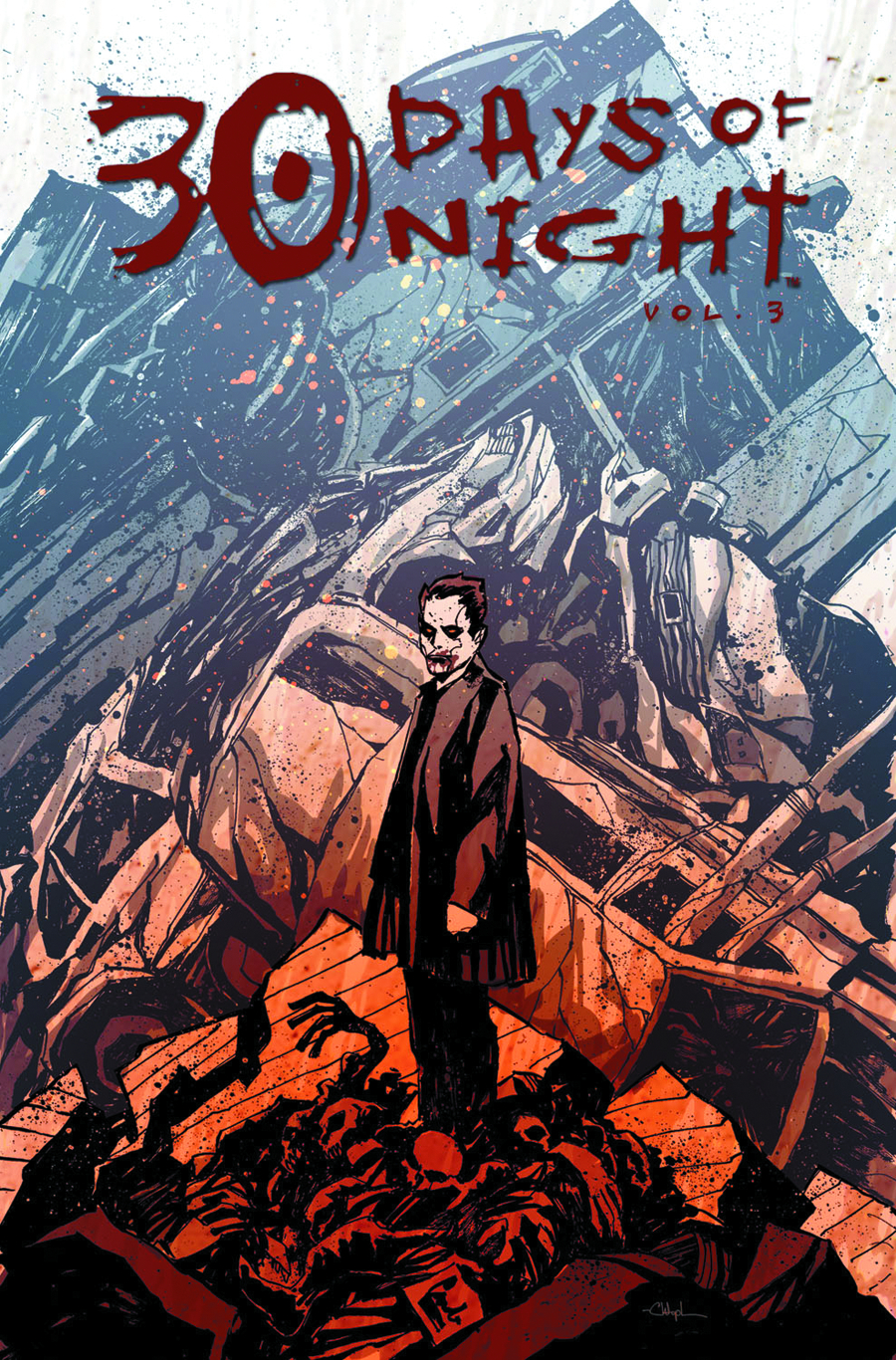 30 DAYS OF NIGHT ONGOING TP VOL 03