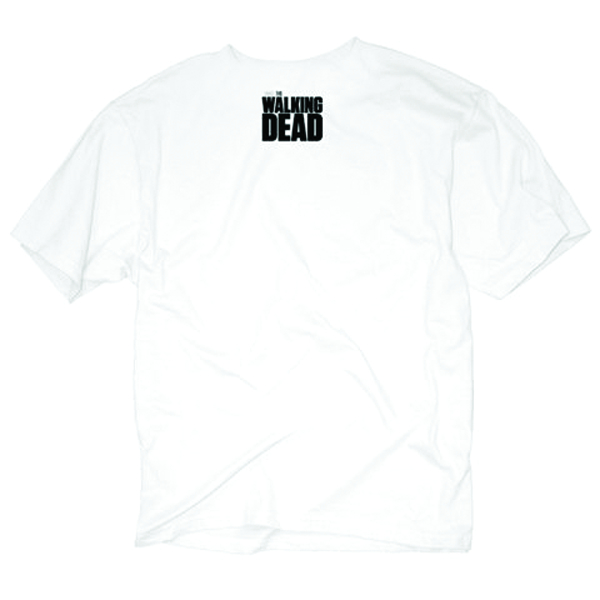 WALKING DEAD SORRY BROTHER PX WHT T/S XXL