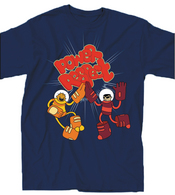 BRAVEST WARRIORS POWER RESPECT PX T/S LG