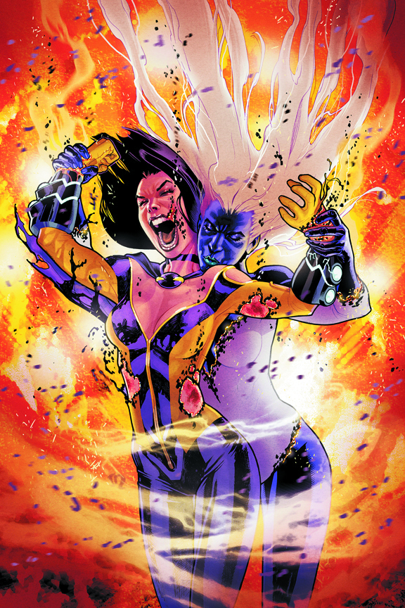 PHANTOM LADY #4