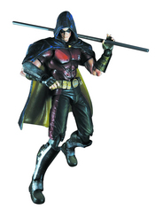 BATMAN ARKHAM CITY PLAY ARTS KAI ROBIN VER