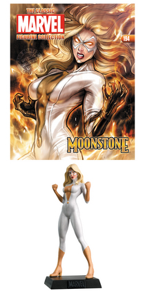 CLASSIC MARVEL FIG COLL MAG #194 MOONSTONE