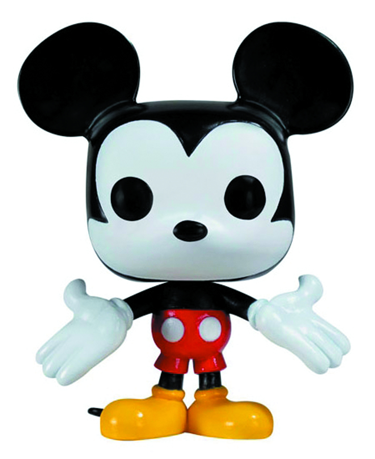 POP DISNEY MICKEY MOUSE 9IN VINYL FIG