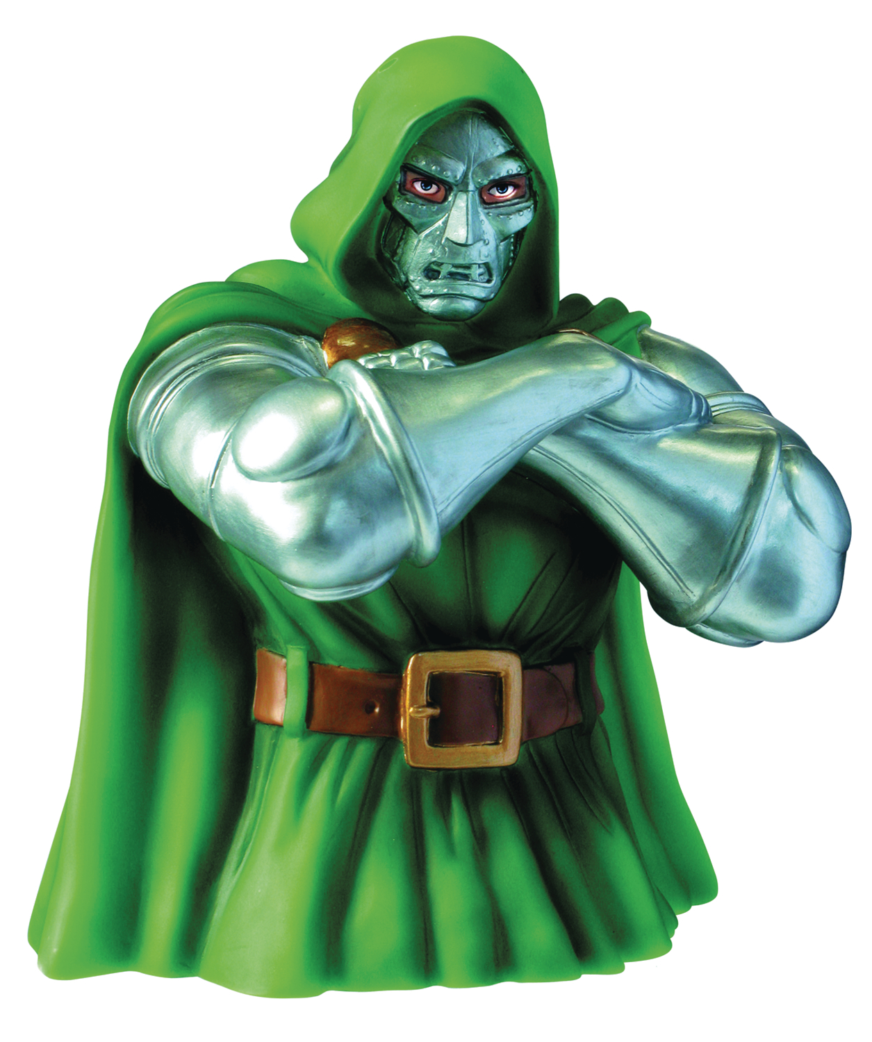 DOCTOR DOOM BUST BANK