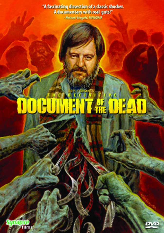DEFINITIVE DOCUMENT OF THE DEAD DVD