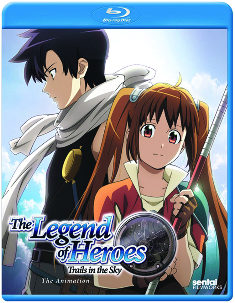 LEGEND OF HEROES COMP COLL BD