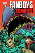 FANBOYS VS ZOMBIES #10 MAIN CVRS