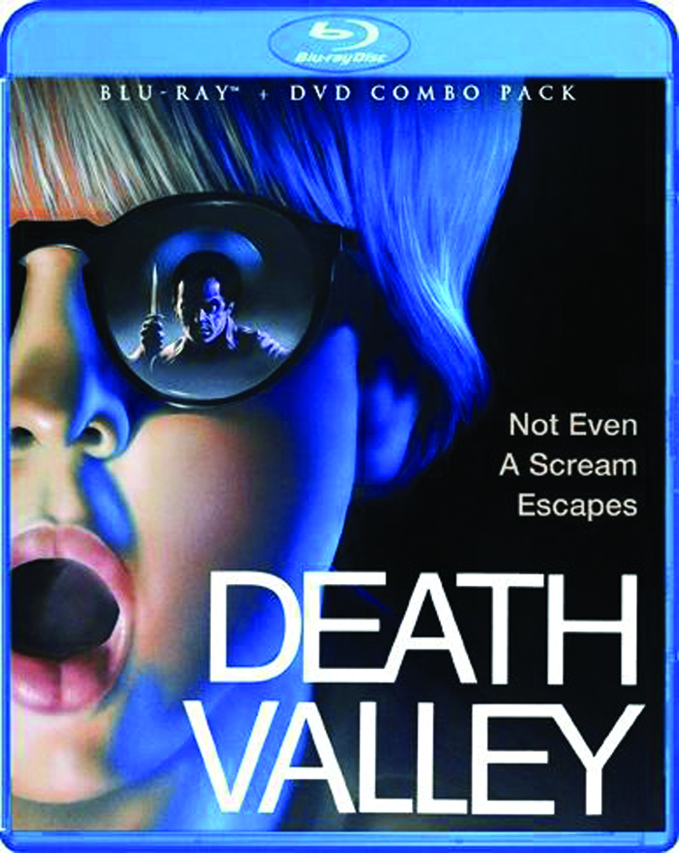 DEATH VALLEY BD + DVD