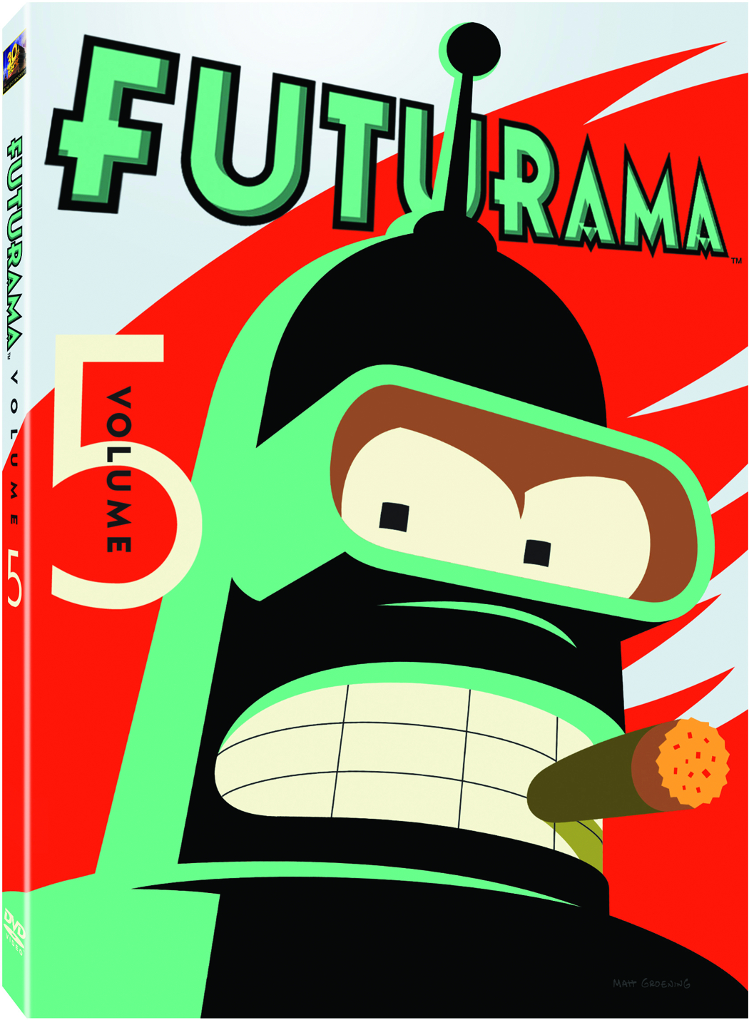 FUTURAMA DVD VOL 05