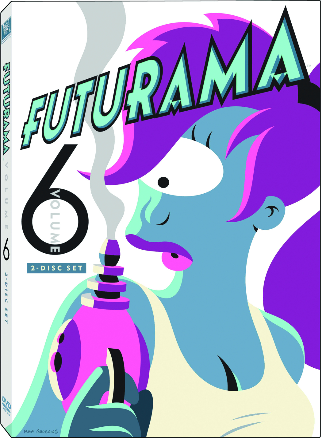FUTURAMA DVD VOL 06