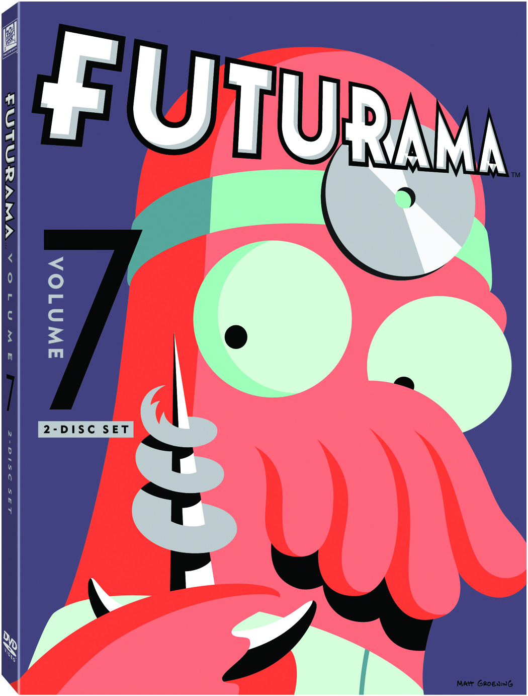 FUTURAMA DVD VOL 07