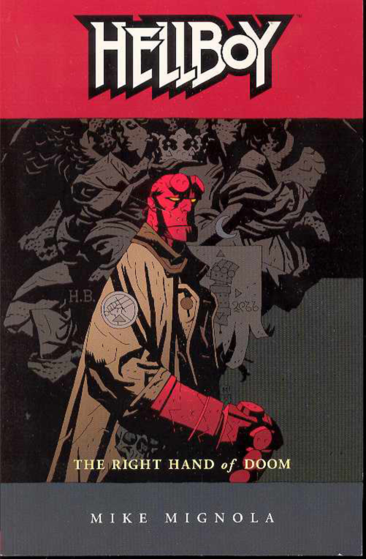HELLBOY TP VOL 04 RIGHT HAND OF DOOM