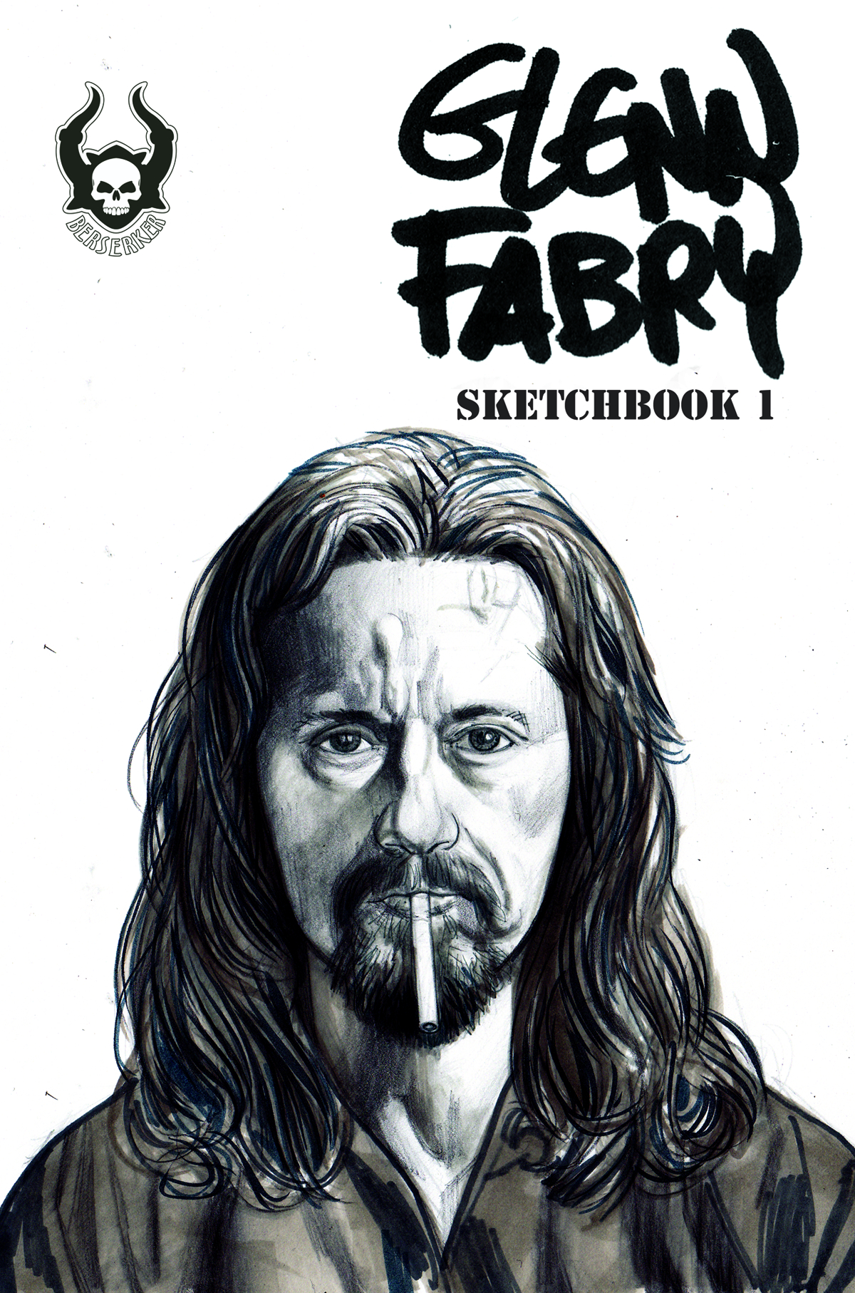 GLENN FABRY SKETCHBOOK SC VOL 01