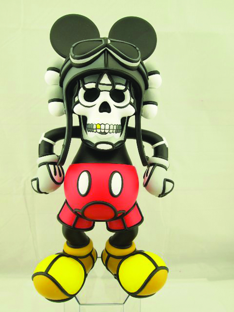 DEATHSHEAD MICKEY 10IN VINYL FIG