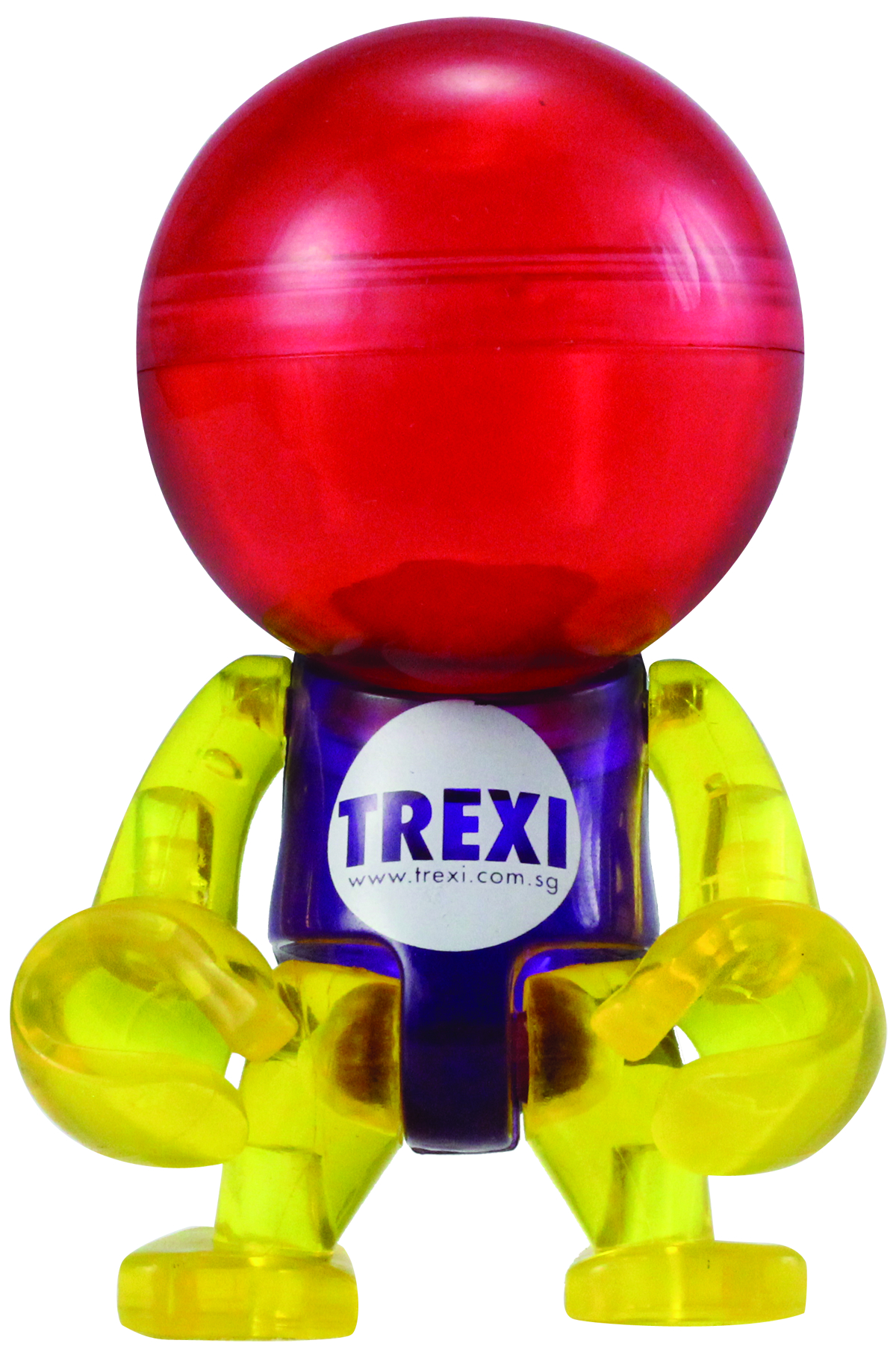 COLOUR CLEAR 2.5IN TREXI
