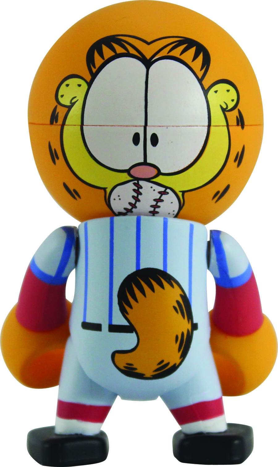 GARFIELD & FRIENDS BASEBALL PLAYER GARFIELD TREXI
