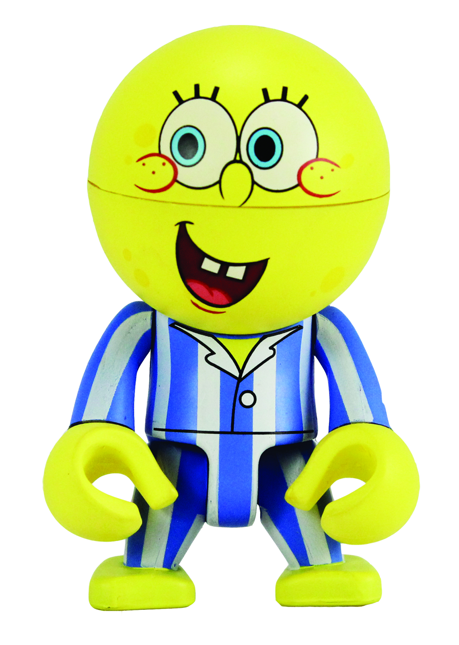 SPONGEBOB & FRIENDS BEDTIME SPONGEBOB TREXI