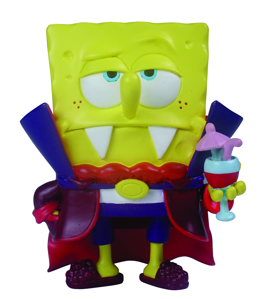 SPONGEBOB MINI FIG WORLD VAMPIRE SPONGEBOB