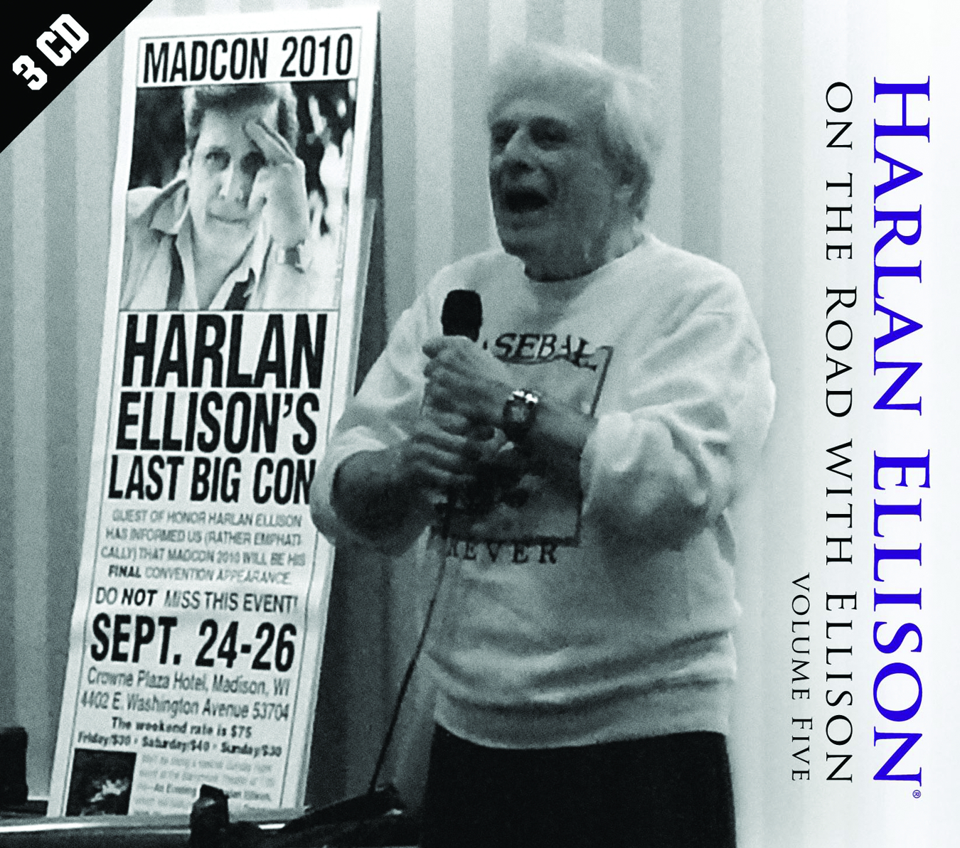 ON THE ROAD WITH HARLAN ELLISON CD VOL 05