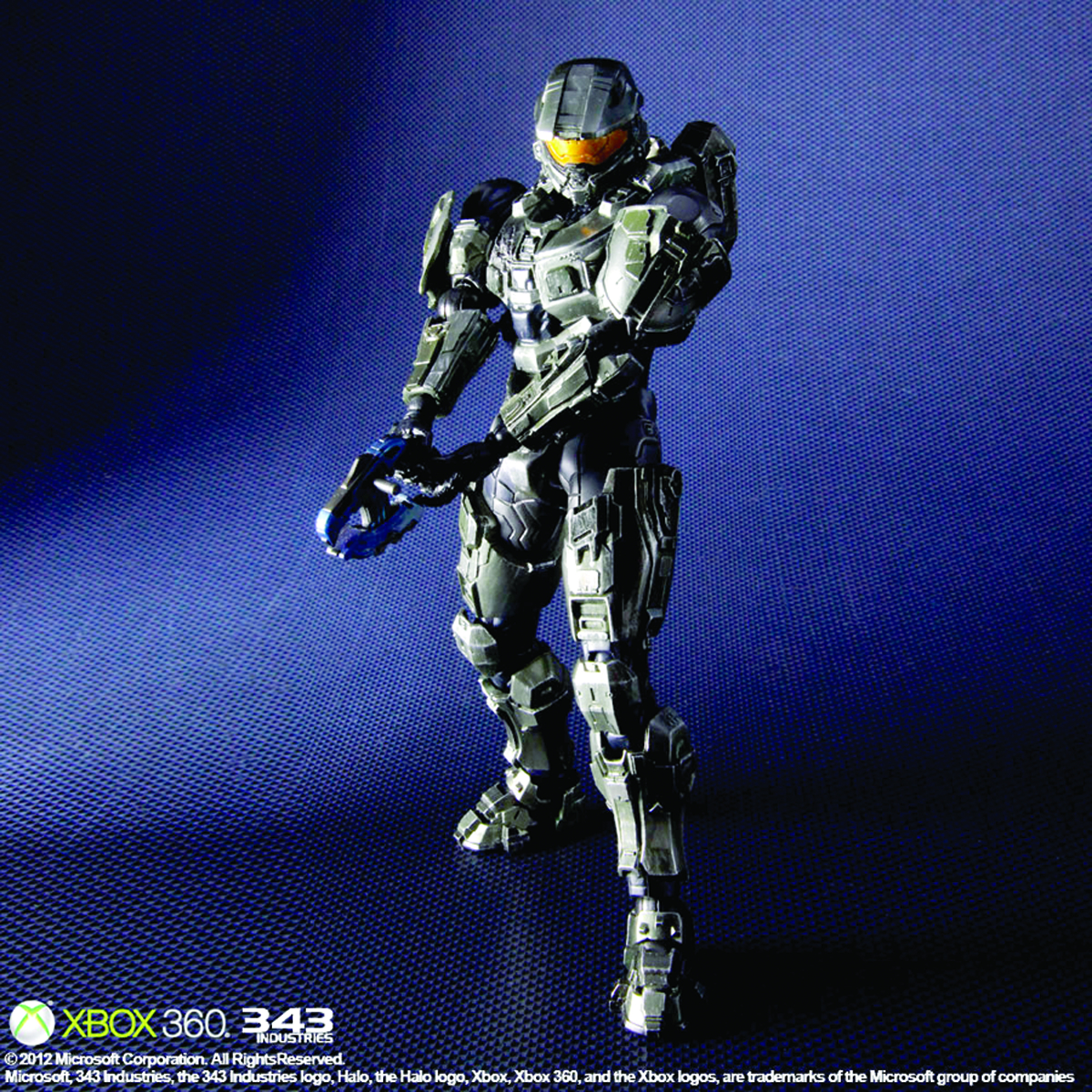 HALO 4 PLAY ARTS KAI MASTER CHIEF AF