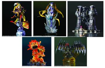 FINAL FANTASY CREATURES KAI SET VOL 05