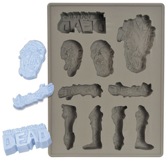 WALKING DEAD SILICONE TRAY