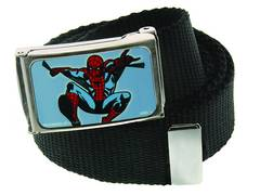 SPIDER-MAN WEB BELT