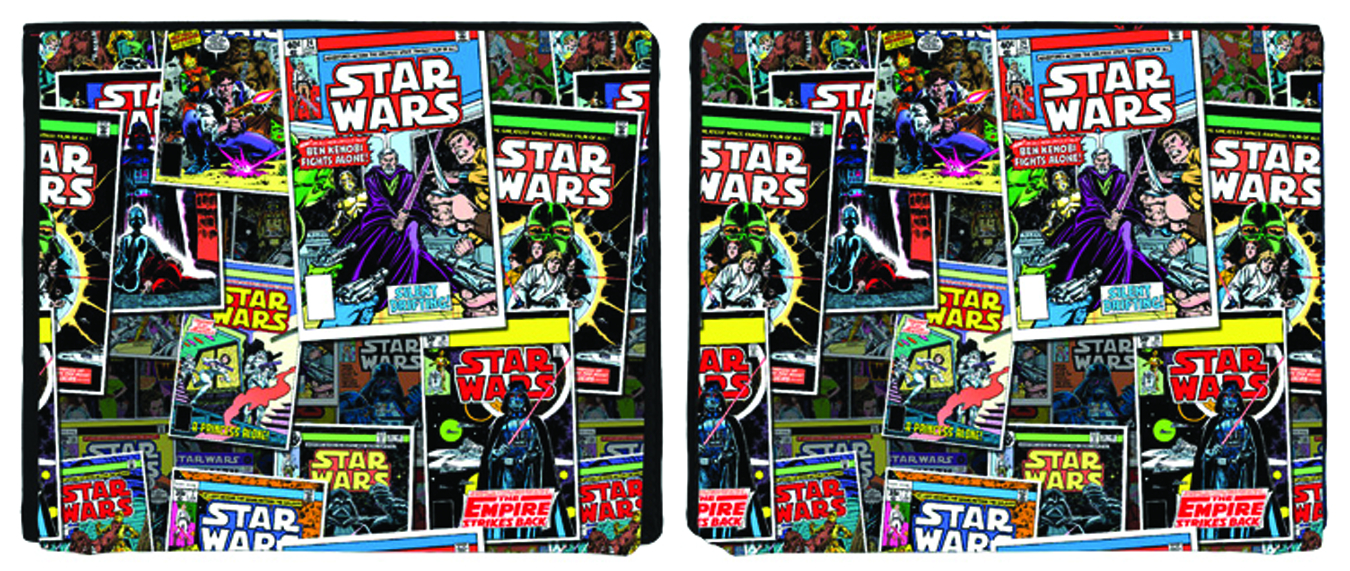 STAR WARS COMIC BILLFOLD WALLET