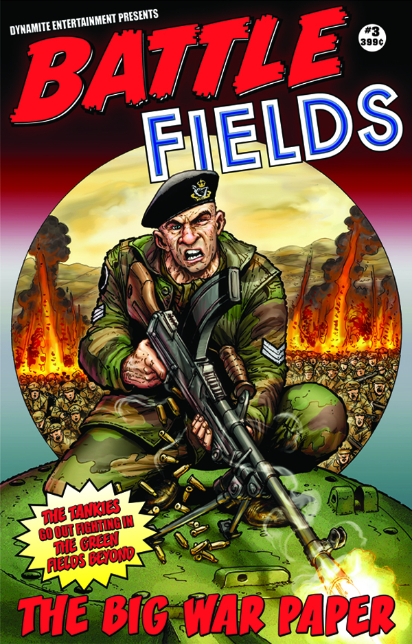GARTH ENNIS BATTLEFIELDS #3 (OF 6) GREEN FIELDS PT 3