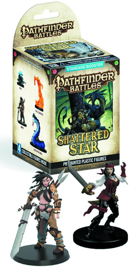 PF BATTLES SHATTERED STAR 8CT BOOSTER BRICK