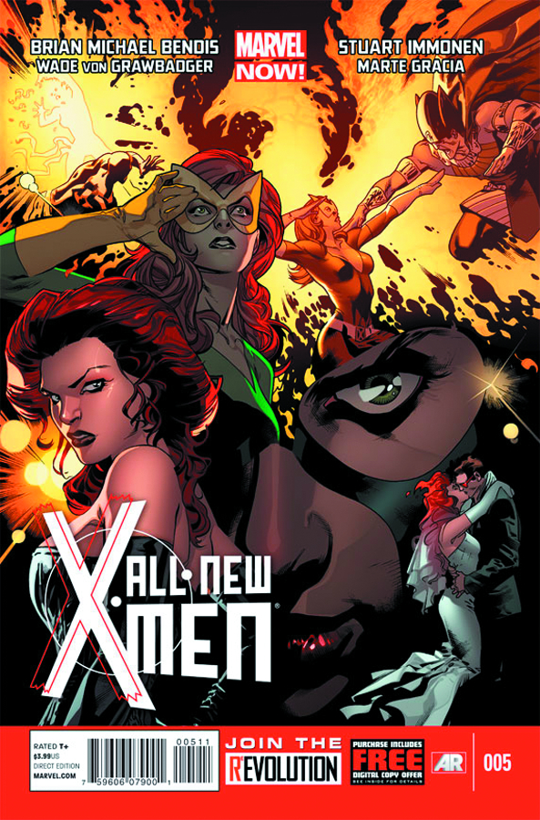 ALL NEW X-MEN #5 NOW