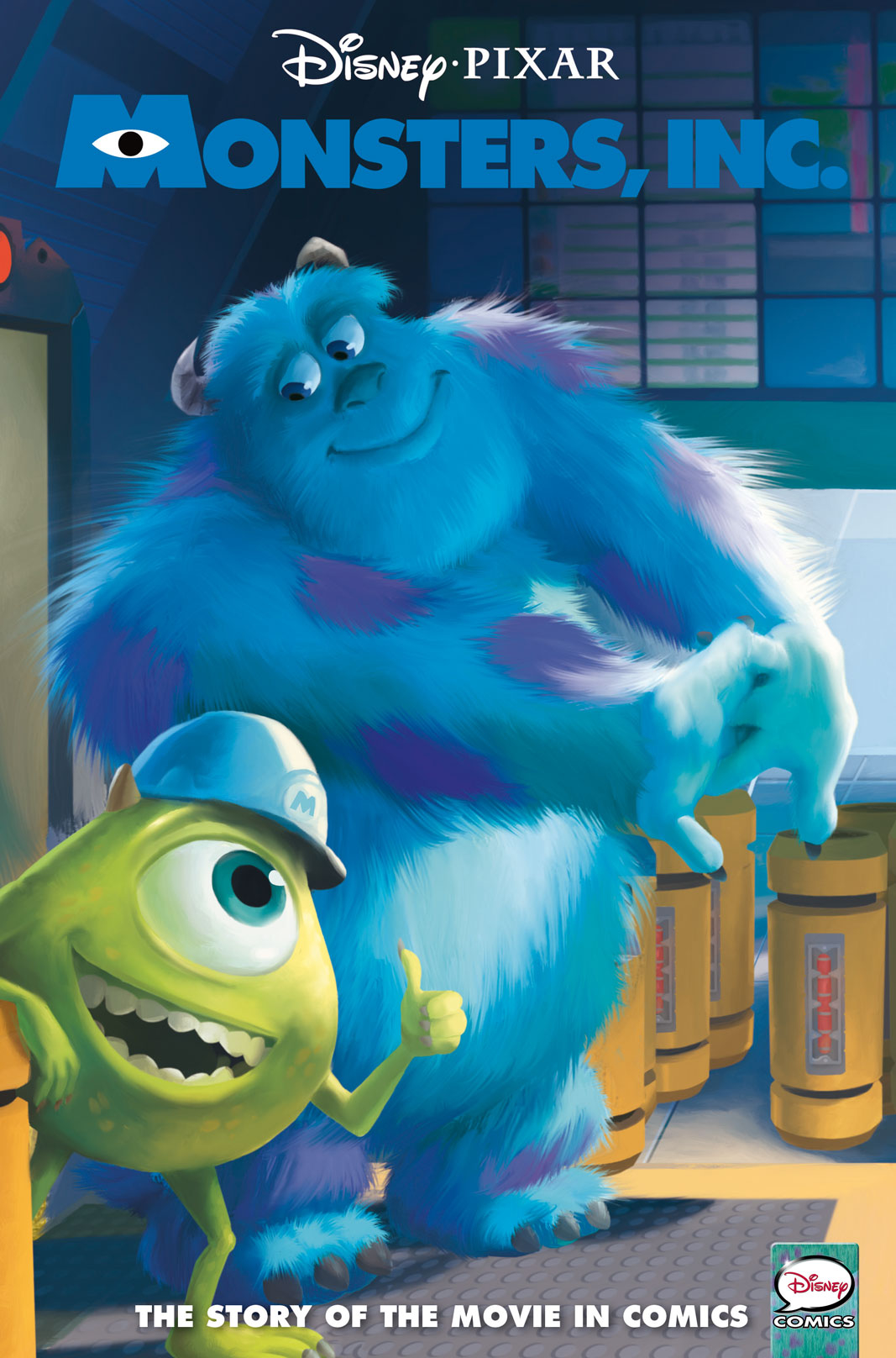 MONSTERS INC #2