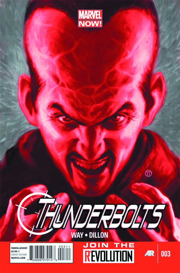 THUNDERBOLTS #3 NOW