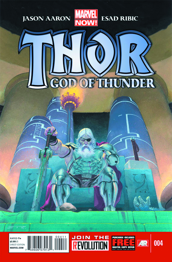 THOR GOD OF THUNDER #4 NOW