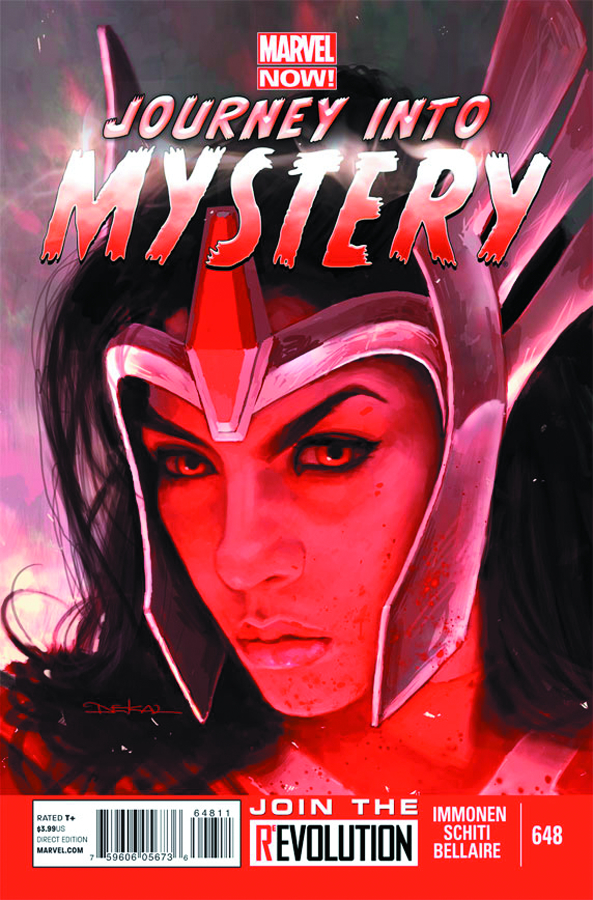 JOURNEY INTO MYSTERY #648 NOW