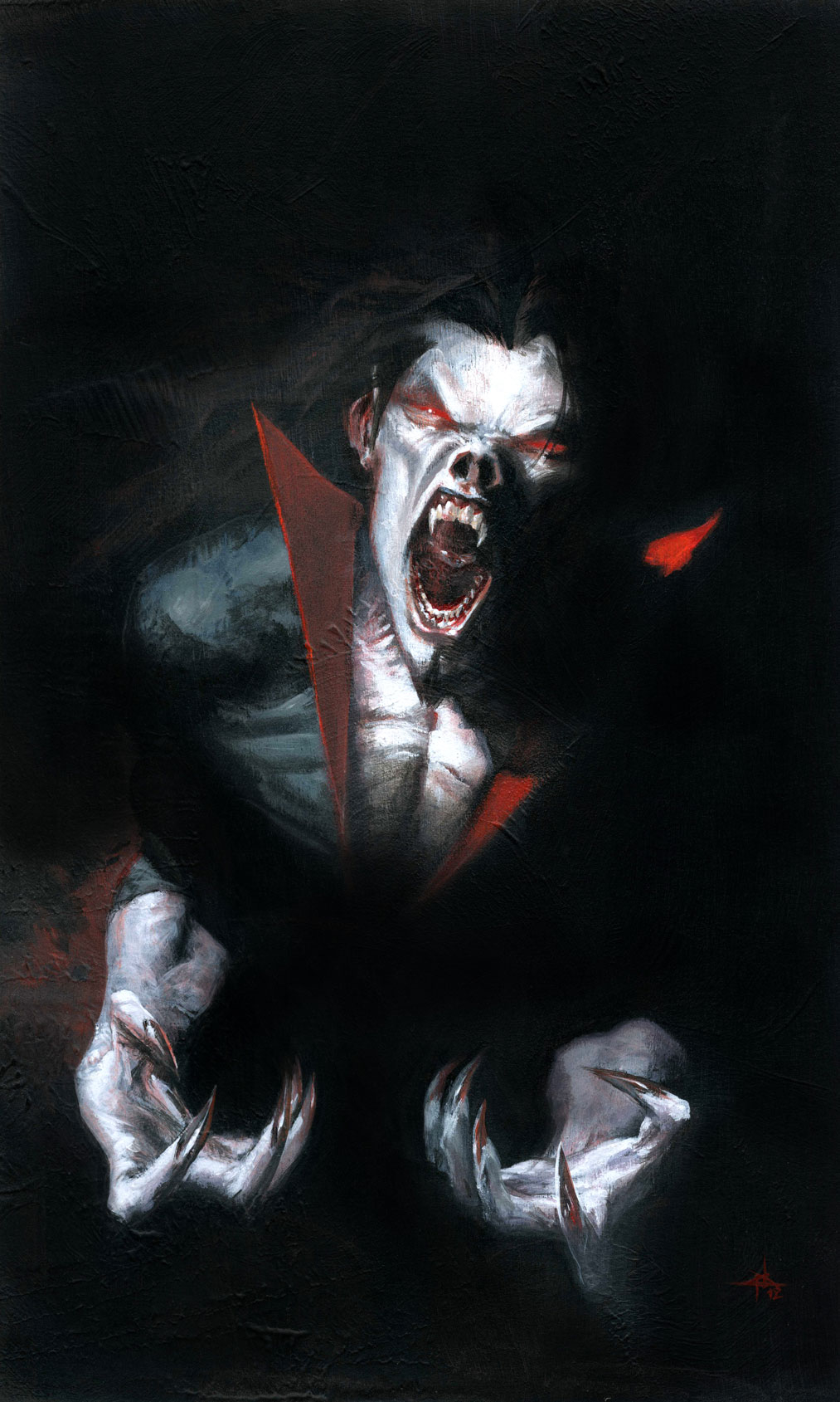 MORBIUS LIVING VAMPIRE #1 NOW