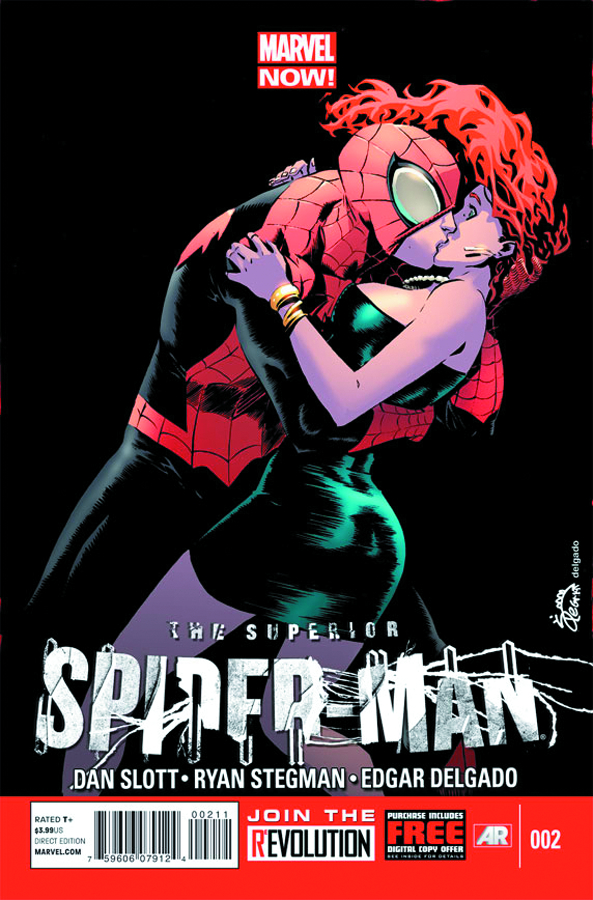 SUPERIOR SPIDER-MAN #2 NOW